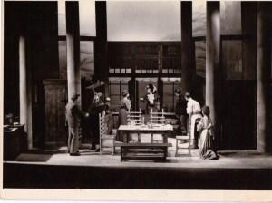 2. Theatre design Chekhov The Seagull Birmingham Rep 1964  (1024 x 768)