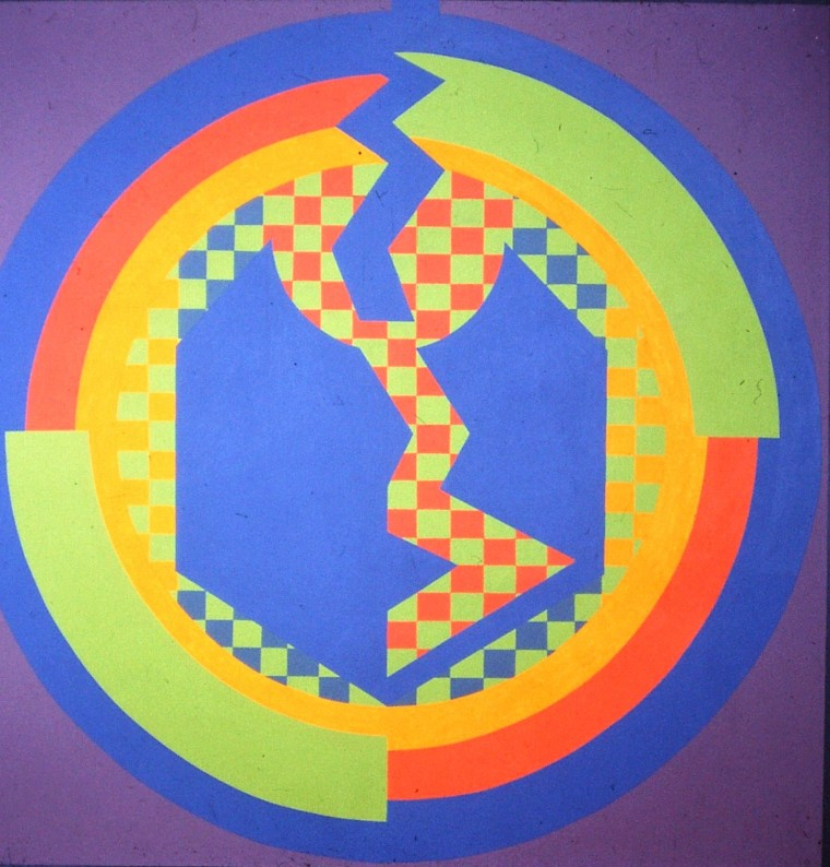 In Honour of Sonia Delaunay 4